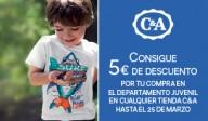 5 euros desconto nenos