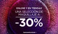 Selección maquillaje al -30% en Kiko Milano As Cancelas