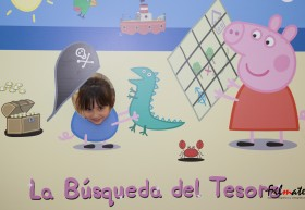 Peppa Pig en As Cancelas
