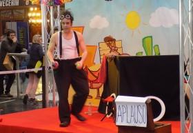 Show Clown Nono - As Cancelas - 2015