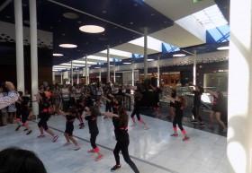 Exhibición - Pasito de Baile