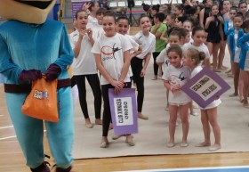 Celi - IV Gala de Ximnasia Rítmica
