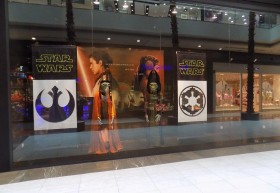Star Wars - Escaparate