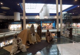 Star Wars - Exposición