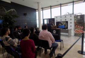 Curso de Corte de Jamón - 30/05/2015