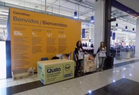 Carrefour Solidario cos Bancos de Alimentos