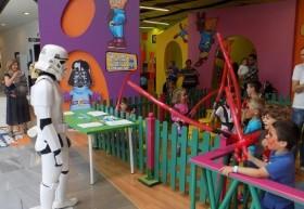 Obradoiro infantil Jedi - Star Wars