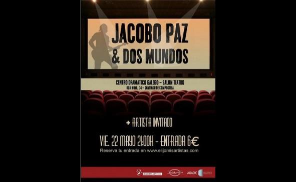 Jacobo Paz & Dos Mundos