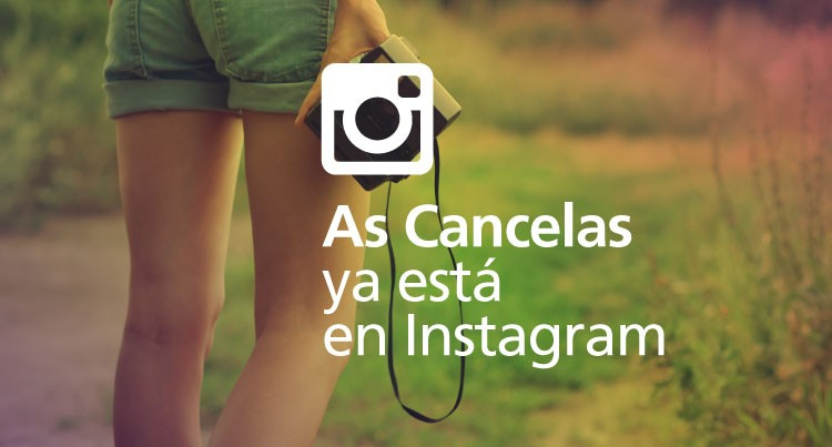 As Cancelas ya está en Instagram