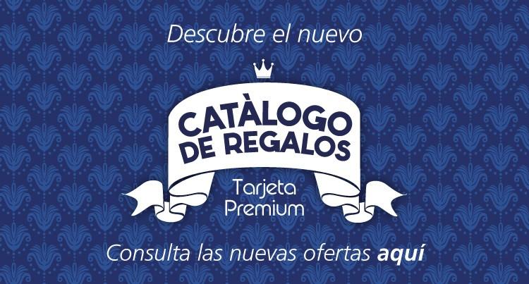 Novo catálogo Tarxeta Premium